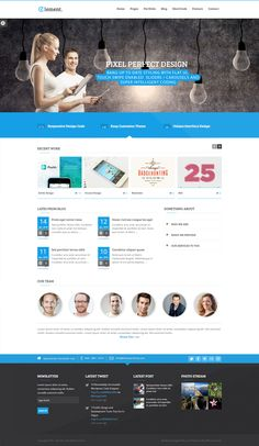 Top Wordpress Themes, How To Look Better, Template, Business, Simple, Modern, Fashion Design, Collection, Trendy Tree