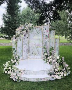 Search this vital graphic in order to browse through the here and now help and advice on Outdoor Wedding Ideas Wedding Stage Decorations, Backdrop Decorations, Backdrops, Floral Wedding, Wedding Bouquets, Wedding Flowers, Wedding Shoes, Quirky Wedding, Wedding Trends