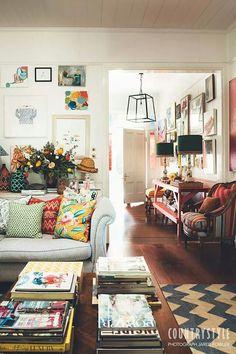 Colorful and bright design