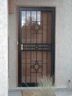55 Best Burglar Bars Images Iron Gates Security Screen