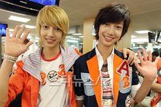 Jo Twins =^o^= #boyfriend #kpop