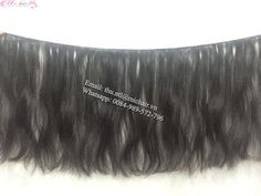 Mic Hair Thu: BEST SELLING STRAIGHT MACHINE WEFT VIETNAMESE HAIR BEST QUALITY THICK END