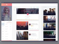 Here's a shot of the desktop version of MyChannel's OEN mobile app, where people can see what rewards have been matched to their talents, passions, and interest.