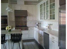 My cousin's kitchen -- love it!