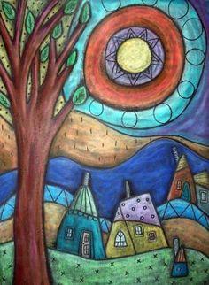 Karla Gerard Art by laura