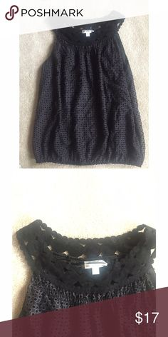 Max Studio Crochet Blouse Great Condition! Max Studio Tops Blouses