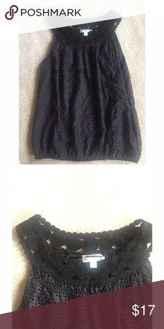 Max Studio Crochet Blouse Great Condition! Max Studio Tops Blouses