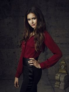 The Vampire Diaries season 4.