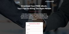 Download Your FREE eBook:  Top 3 Tips to Hiring The Right Person Growing Your Business, Free Ebooks, Core, Real Estate, Train, Tools, Learning, Instruments, Real Estates