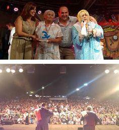 Así Somos: Homenaje a Doña Amanda en el Festival del Cabrito ...