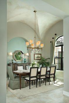 Coquina 1128 - contemporary - Dining Room - Tampa - Arthur Rutenberg Homes