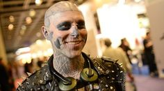 Ho God! Guys with tattoo are so sexy… But zombi boy… definitively… is the best!