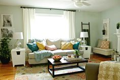 What Accent Colors Go With Sherwin Williams Sea Salt