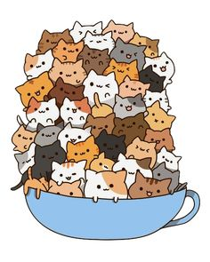 Cat colors in Japanese