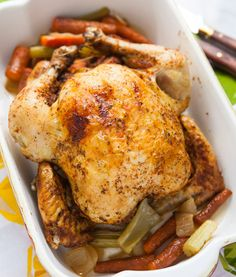 12 different roast chickens