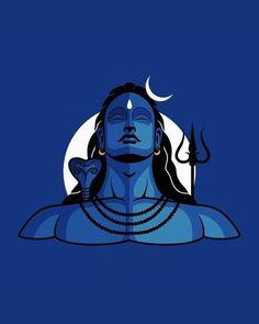 """@shivaholic_: """"HAR HAR MAHADEV 🙏🙏"""" Shiva Art, Shiva Shakti, Krishna Art, Hindu Art, Shiva Hindu, Lord Shiva Hd Images, Shiva Lord Wallpapers, Lord Shiva Sketch, Shiva Tattoo Design"""