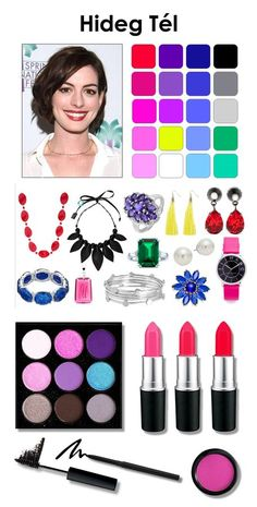 Ther best colors of the color types - Kívül-belül vonzó - The best dress, make-up and jewelry colors for the 12 color types. Find your board, and see what is - Paleta Deep Winter, Deep Winter Palette, Cool Winter Color Palette, Deep Winter Colors, Winter Typ, Winter 2017, Fall Winter, Clear Winter, Seasonal Color Analysis