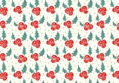 2014 Christmas Patterns on Behance