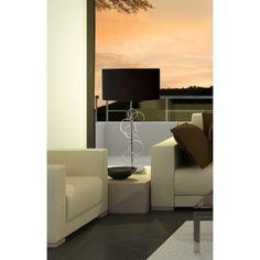 Lampara Sobremesa Atmósfera #Ambar #Muebles #Deco #Interiorismo #Iluminacion   http://www.ambar-muebles.com/lampara-sobremesa-atmosfera.html