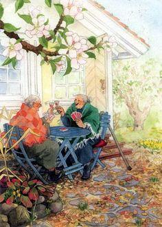 Inge Löök`s Funny Old Ladies