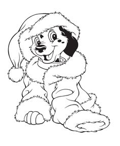 244 Best Coloring Pages Disney Christmas Images On Pinterest