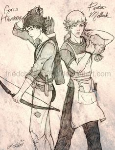 Gale And Peeta