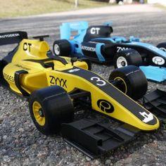 Fórmula 1 OpenRC – THINGS CREATORS