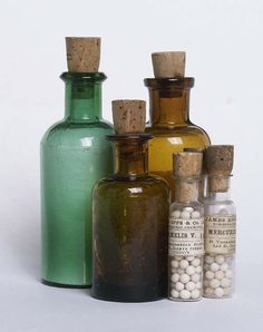 Taking Homeopathic Remedies