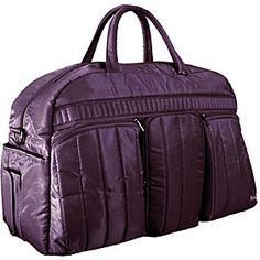 Lug Life Shuttle Bus Weekender Bag $83.99