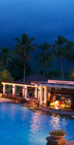 Night falls in tropics, #Palawan Island, Philippines