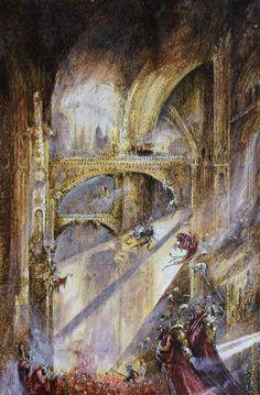 The Pilgrym; Secret war on Terra New Inquisimunda project including art by John Blanche!
