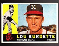 Lou Burdette, Milwaukee Braves