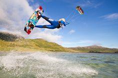 Kiting in Lofoten #HattvikaLodge