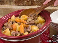 Rancher's Beef Stew | mrfood.com
