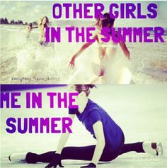 What happens when your a figure skater --- to be perfectly honest though I would rather be at the rink for many reasons.