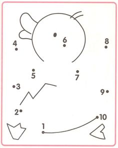 Crafts,Actvities and Worksheets for Preschool,Toddler and Kindergarten.Free printables and activity pages for free.Lots of worksheets and coloring pages. Preschool Writing, Numbers Preschool, Preschool Learning Activities, Preschool Activities, Kids Learning, Learning Numbers, Printable Preschool Worksheets, Kindergarten Math Worksheets, Number Worksheets