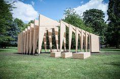 Znalezione obrazy dla zapytania pavilion architecture