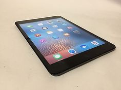 Apple iPad mini 16GB (Wi-Fi  Cellular) (Black) | UNLOCKED EX. SPRINT | AS-IS