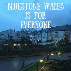 Travel Tuesday - Bluestone Wales is for Everyone - Ickle Pickles Life and Travels