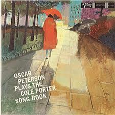 Beautiful artwork by Merle Shore for a beautiful album by Oscar Peterson ‎– Oscar Peterson Plays The Cole Porter Songbook, 1959