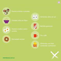 8 tipos de 'alimentos' que debes evitar darle a tu bebé 👶🏻💕