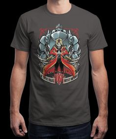 """""""Brotherhood"""" is today's £9/€11/$12 tee for 24 hours only on www.Qwertee.com Pin this for a chance to win a FREE TEE this weekend. Follow us on pinterest.com/qwertee for a second! Thanks:)"""