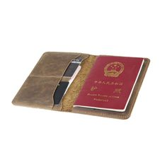 Usa Oil Soft And Solid Red Passport Cover Travel Passport Holder Built In Rfid Blocking Protect Personal Information Sale Overall Discount 50-70% Back To Search Resultsluggage & Bags Coin Purses & Holders