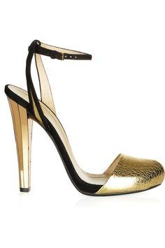 Gold/Black Gucci