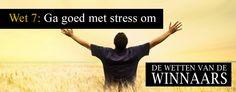 Wet 7: Ga goed met stress om - Ria Kaashoek