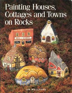 Painting rocks books by Lin Wellford