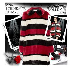 What A Wonderful World~ by rj-cupcake on Polyvore featuring Alice + Olivia, WALL and GALA