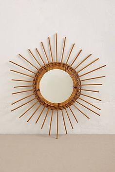 #AnthroFave Found In Paris: Bamboo Mirror