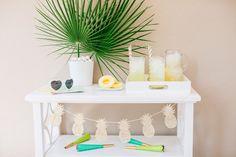 The TomKat Studio: Cricut Explore Pineapple Garland…