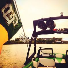 Add this to your #BaylorBucketList: sailgating at McLane Stadium. (Via hunter.harlow on Instagram)